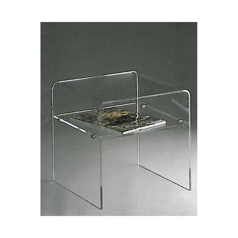 table de chevet pablo david lange decodirect. Black Bedroom Furniture Sets. Home Design Ideas