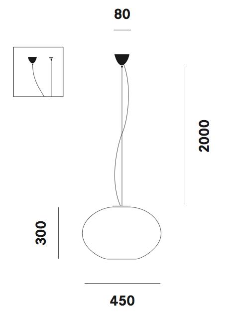 Dimension suspension Zero S7 Prandina