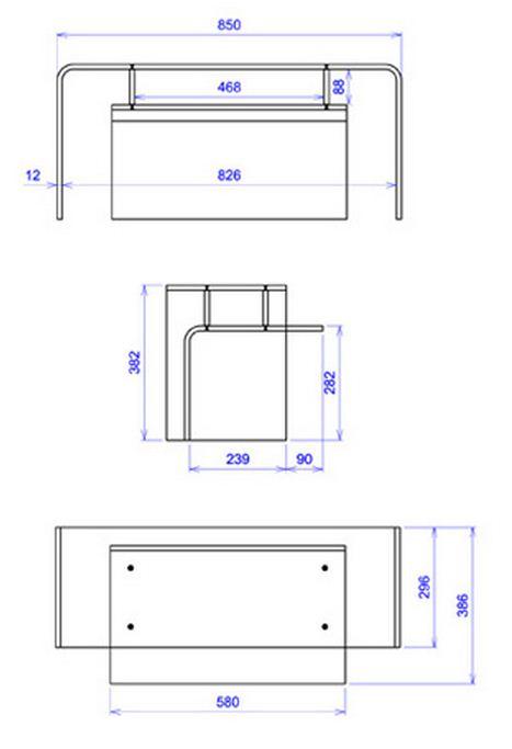 dimension meuble tv excellent luemballage prt avec des du produit ensemble meuble tv dimension. Black Bedroom Furniture Sets. Home Design Ideas